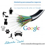 Marketing para pequeños negocios. La importancia de estar en Google.
