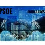 ¿Que sacamos del pacto PSOE – Ciudadanos?