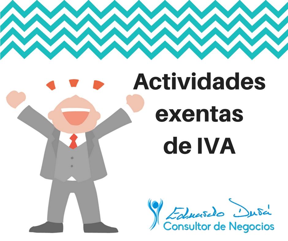 actividades-exentas-de-iva