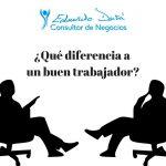¿Que diferencia a un buen trabajador?