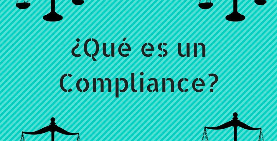 Que es un Compliance